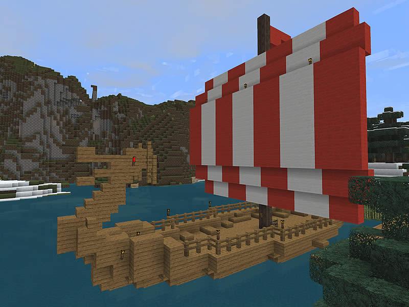 Mittelalter Burgen Dörfer Luretania Eine Minecraft Welt - Minecraft hauser mit bauplan
