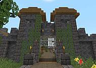 Mittelalter Burgen Dörfer Luretania Eine Minecraft Welt - Minecraft mittelalter hauser download